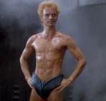 Sting. Mankini. Pure amazement.