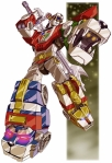 Voltron: a giant robot made out of giant robotic cats.  This is fucking brilliant.