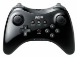 The WiiU 360 Gamepad.  Now in black!