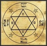 Yeah, I know, the Magen David isn't a pentagram.  Shut up.