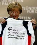 Merkel macht frei.