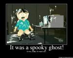 So spooky.