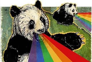Technicolor Yawn Panda