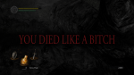OH NO I DIED THIS GAME SUCKS