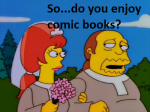 Comic Book Guy: Master Sperglord.