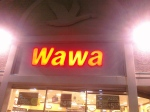 Gottahava Wawa.  Or a panic attack, either one will do.