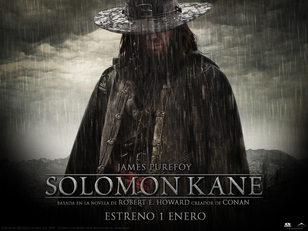 Solomon Mother Fucking Kane, bitches.