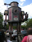 Steampunk World's Fair and its Giant Robot