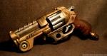 Amateur Crafting Corner: Steampunk Nerf Gun